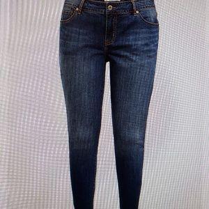 Torrd mid rise skinny Jean's
